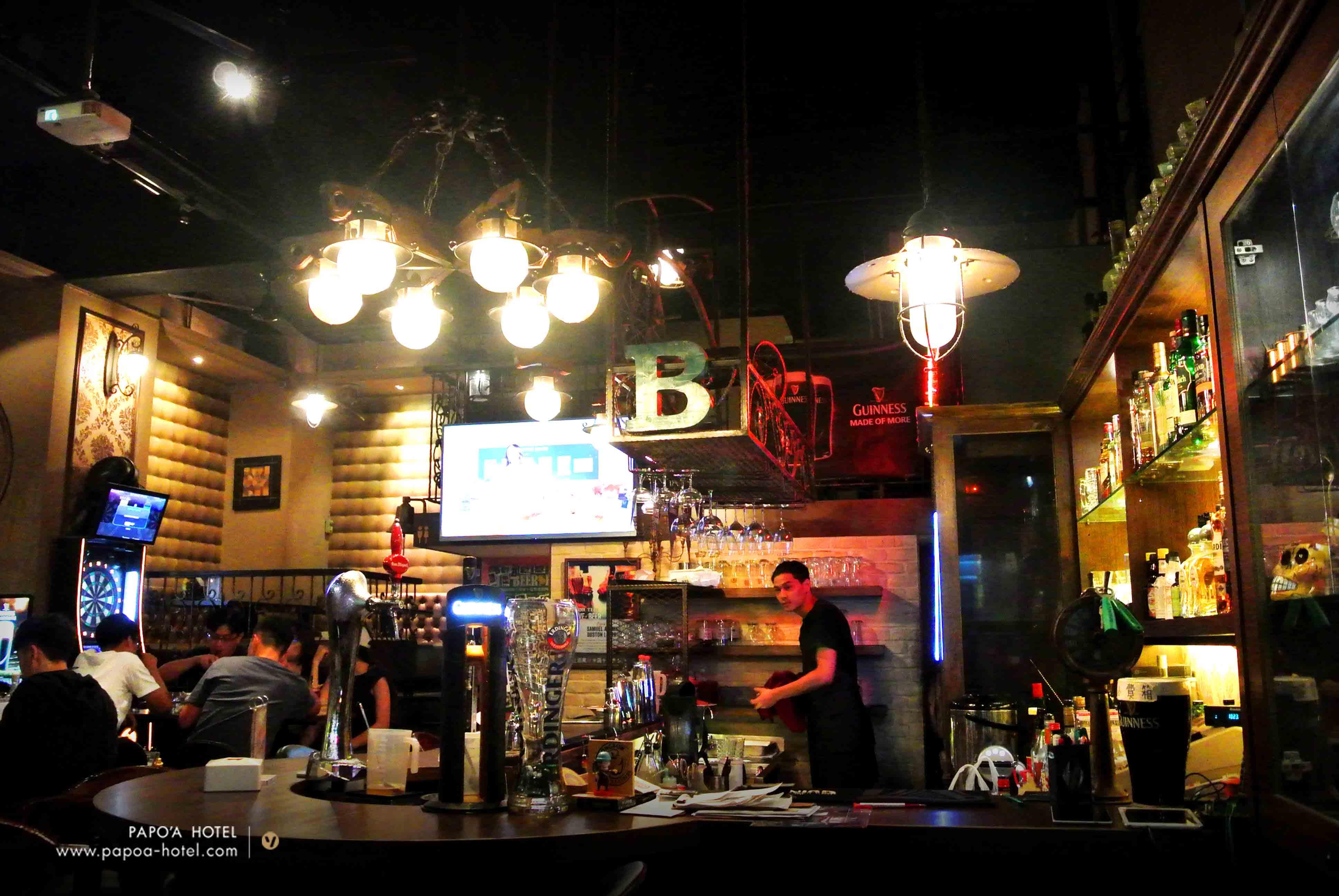 高雄英式復古風味餐廳
