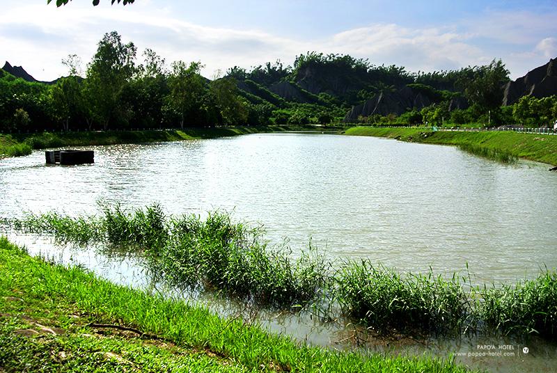 玉池環湖步道