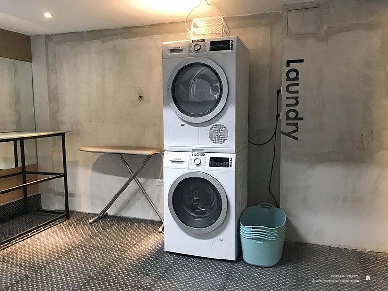 帕鉑舍旅自助洗衣房照片