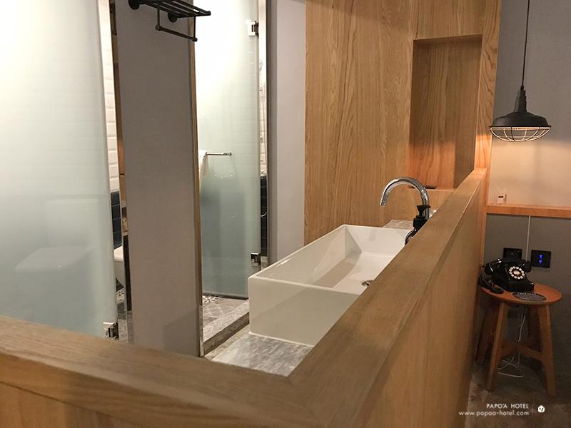 帕鉑舍旅分離式浴廁照片