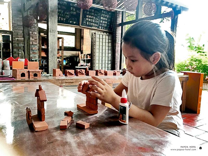 三和瓦窯現場DIY過程照片