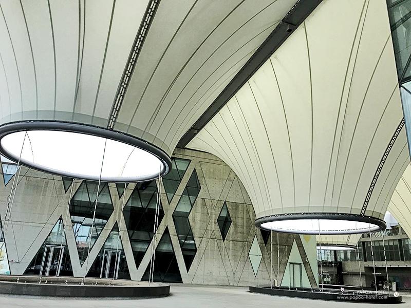 大東文化藝術中心照片