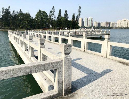 高雄單車景點|金澄雙湖自行車道,享受單車一日輕旅行