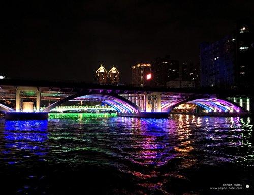 高雄市區景點|高雄火車站捷運飯店~三天兩夜行程規劃看這裡