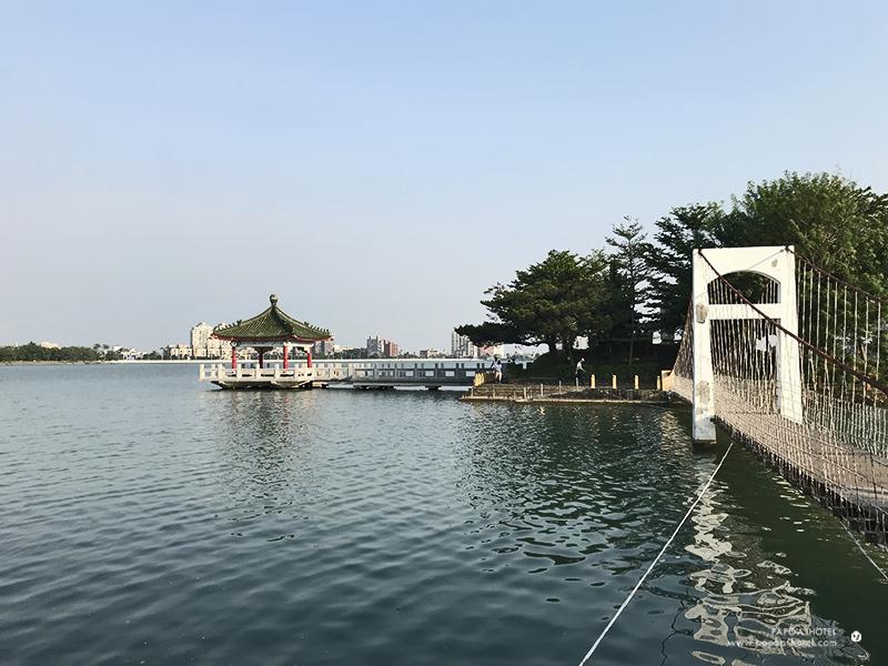 澄清湖富國島照片