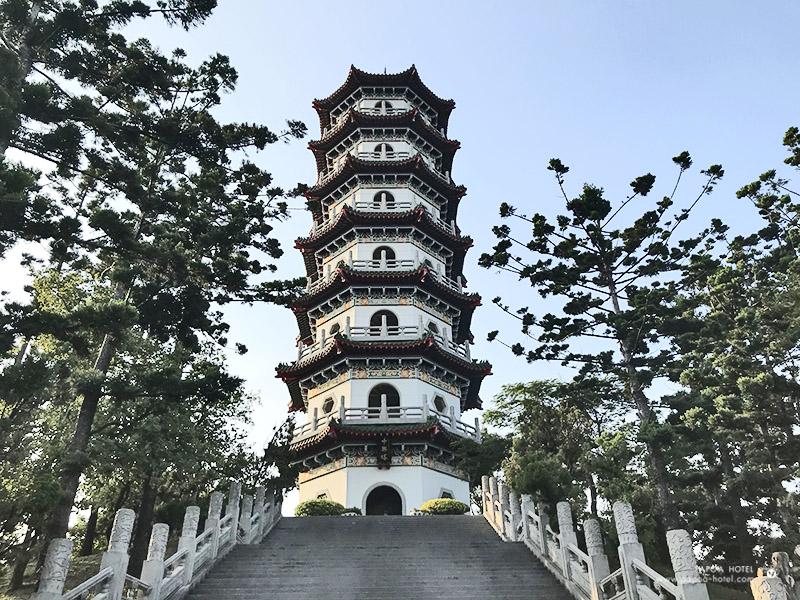 澄清中興塔照片
