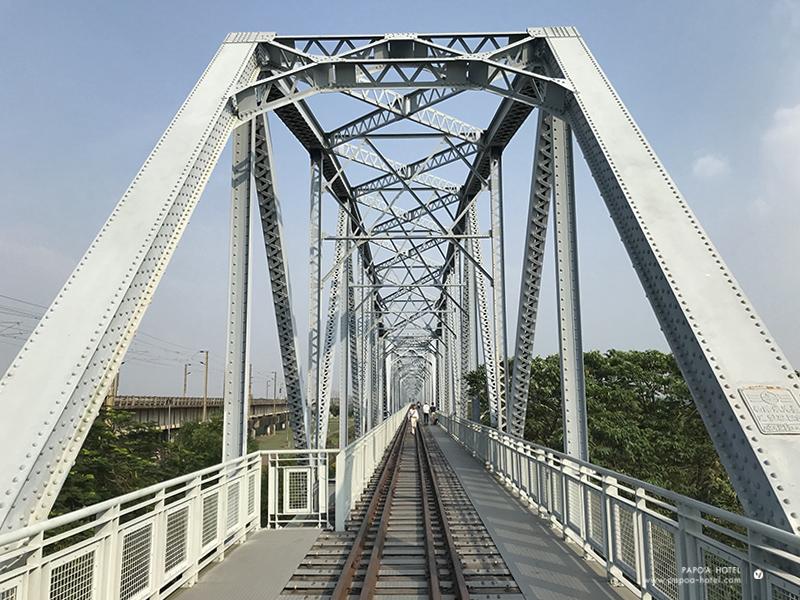 大樹舊鐵橋照片