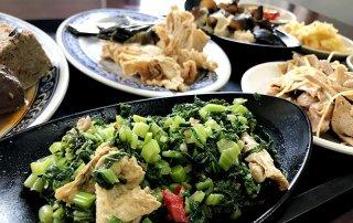 三牛牛肉麵食物照片