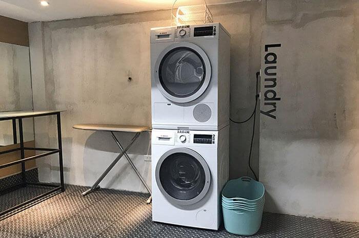 B1自助洗衣