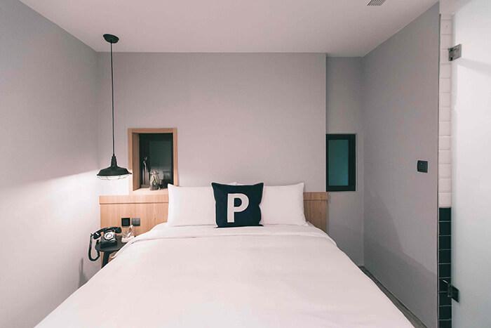 帕鉑標準2人房-房間照片01