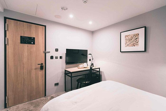 帕鉑標準2人房-房間照片02
