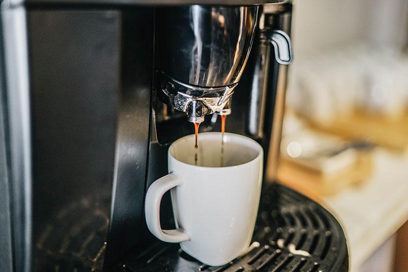 帕鉑舍旅免斐咖啡